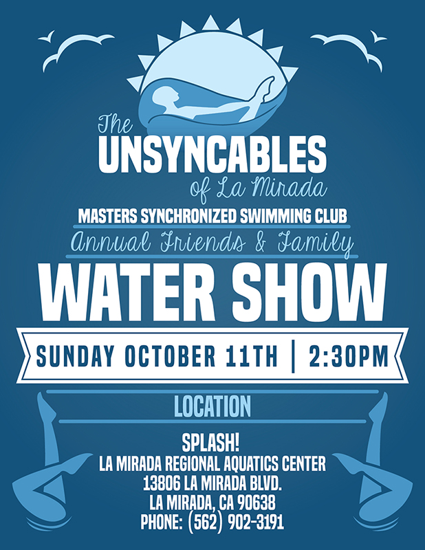 Unsyncables 2015 Watershow
